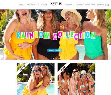 Xyrus tienda online